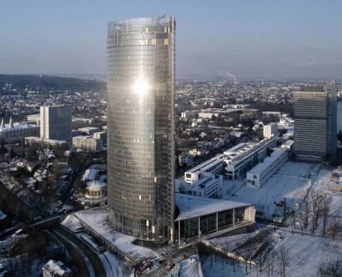 Posttower-Bonn_Neubau-der-Generaldirektion-der-Deutsche-Post-AG