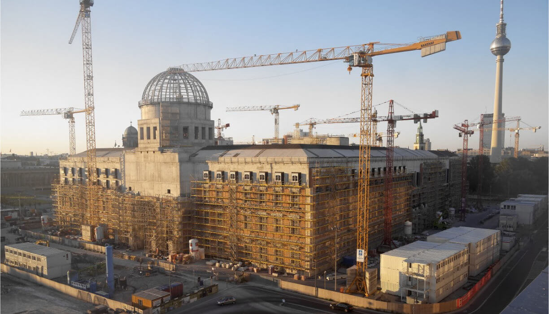 Mplus-SiGeKo-Projekt_HUF_Neubau-Berliner-Schloss_Fassade_West