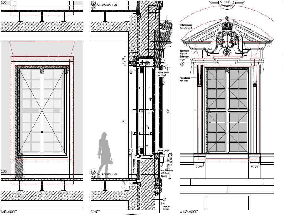 Mplus-SiGeKo-Projekt_Berliner-Schloss_Planungsausschnitt-Ruecklagen-Kastenfenster-2tes-OG